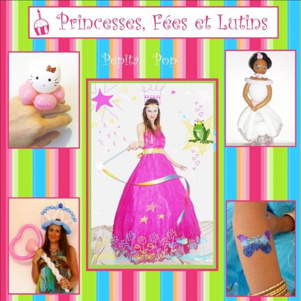 princesse p